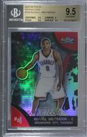 2008-09 Rookie - Russell Westbrook [BGS 9.5 GEM MINT]