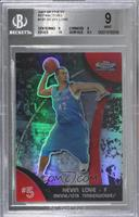 2008-09 Rookie - Kevin Love [BGS 9 MINT]