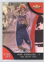 2008-09 Rookie - Ryan Anderson