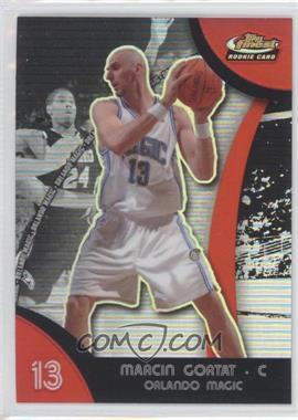 2007-08 Topps Finest - [Base] - Refractor #94 - Marcin Gortat