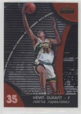 2007-08 Topps Finest - [Base] #71 - Kevin Durant