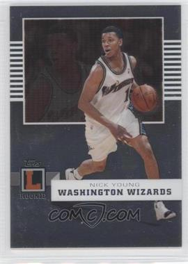 2007-08 Topps Letterman - [???] #74 - Nick Young /599