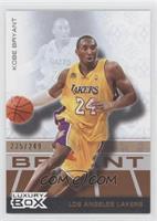 Kobe Bryant #/249