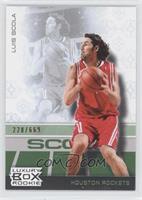 Luis Scola /669