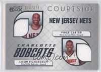 Vince Carter, Jason Richardson /179