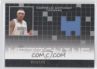 Carmelo Anthony #/199