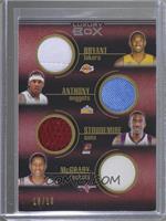 Amare Stoudemire, Kobe Bryant, Carmelo Anthony, Tracy McGrady, Dirk Nowitzki, M…