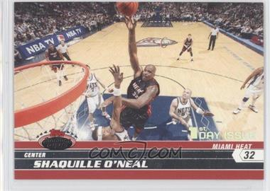 2007-08 Topps Stadium Club - [Base] - 1st Day Issue #32 - Shaquille O'Neal /1999