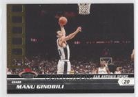 Manu Ginobili #/50