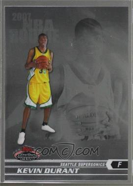 2007-08 Topps Stadium Club - [Base] #102 - Kevin Durant /1999