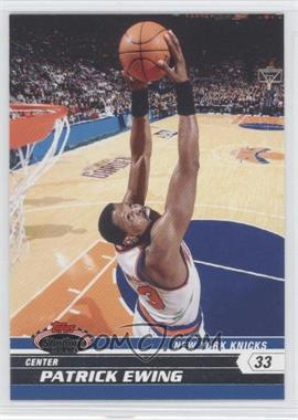 2007-08 Topps Stadium Club - [Base] #82 - Patrick Ewing