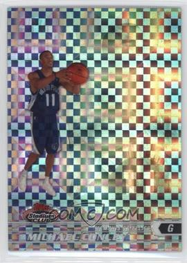 2007-08 Topps Stadium Club - Chrome - X-Fractor #104 - Mike Conley /50