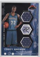 Corey Brewer /25