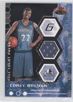 Corey Brewer /50