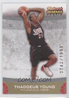 Thaddeus Young /1999