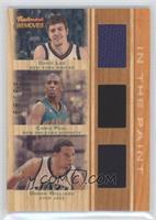 David Lee, Chris Paul, Deron Williams /99