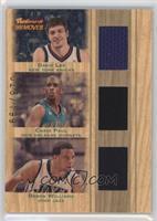 David Lee, Chris Paul, Deron Williams /199