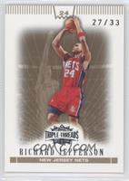 Richard Jefferson /33