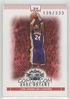 Kobe Bryant /333