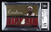 Lebron James [BGS 8.5 NM‑MT+] #/10