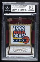 Shaquille O'Neal [BGS 8.5 NM‑MT+] #/25
