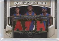 Arron Afflalo, Rodney Stuckey, Richard Hamilton /10