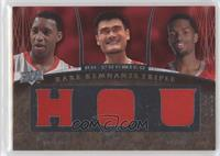 Tracy McGrady, Yao Ming, Aaron Brooks /99
