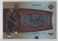 Ultimate Rookie Signatures - Al Horford [Noted] #/10