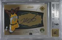 Kevin Durant /50 [BGS 9 MINT]