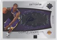 Ultimate Rookie Signatures - Javaris Crittenton #/150