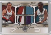 Brandon Roy, Chris Paul /25