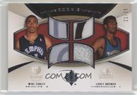 Corey Brewer, Mike Conley #/25