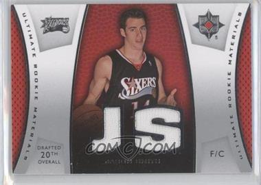 2007-08 Ultimate Collection - Ultimate Rookie Materials #ULTR-JS - Jason Smith