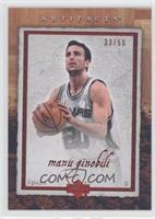 Manu Ginobili /50