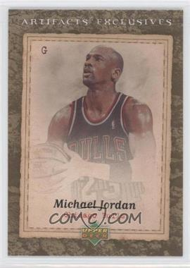 2007-08 Upper Deck Artifacts - [Base] #228 - Michael Jordan