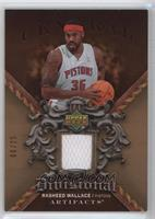 Rasheed Wallace /25