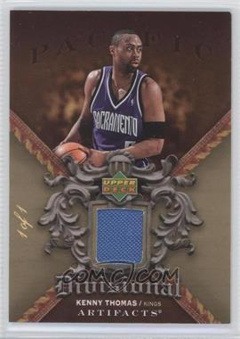 2007-08 Upper Deck Artifacts - Divisional Artifacts - Gold Holo-Foil #DA-KT - Kenny Thomas /1
