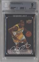 Kevin Durant /99 [BGS 9 MINT]