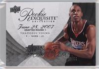 Thaddeus Young #65/99