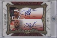 Vince Carter, LeBron James #8/10