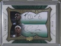 Kevin Garnett, Paul Pierce /10