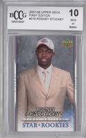 Rodney Stuckey [ENCASED]