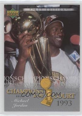 2007-08 Upper Deck First Edition - Champions of the Court #CC-MJ - Michael Jordan