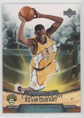 2007-08 Upper Deck NBA Rookie - Box Set [Base] #11 - Kevin Durant