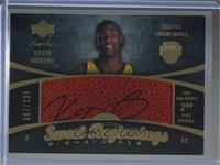 Sweet Beginnings Signatures - Kevin Durant /299