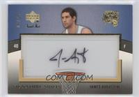 James Augustine [Noted] #/25