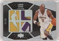 Lamar Odom #/25