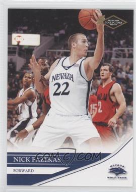 2007 Press Pass Collectors Series - [Base] #11 - Nick Fazekas