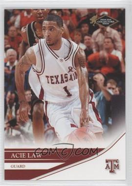 2007 Press Pass Collectors Series - [Base] #3 - Acie Law