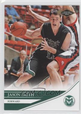 2007 Press Pass Collectors Series - [Base] #6 - Jason Smith